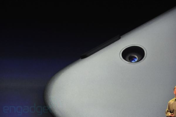 fotocamera nuovo ipad 5 megapixel
