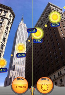 iPhone App: trovare l'ora magica per fare foto migliori