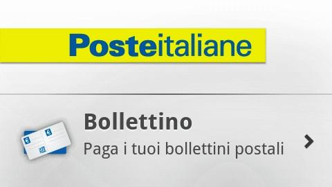 iBollettino: applicazione ufficiale di poste italiane su iPhone