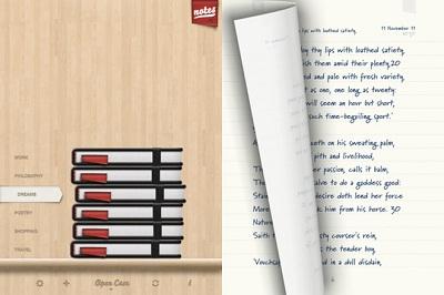 diario iphone