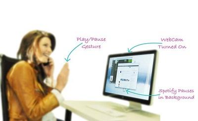 Flutter: controllare iTunes e Spotify con un gesto della mano