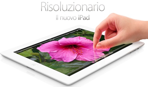 Il nuovo iPad è il primo tablet Bluetooth 4.0 ready