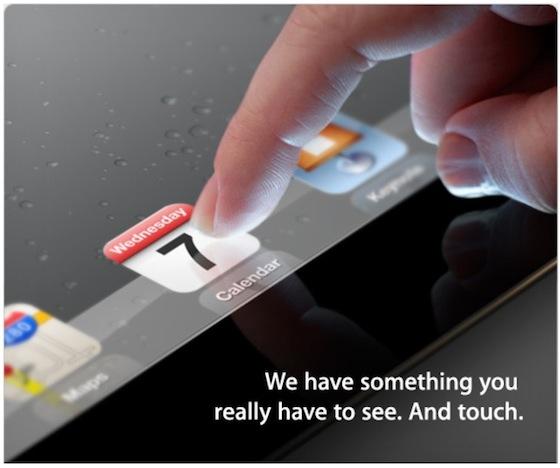 Domani verrà presentato l'iPad HD e non l'iPad 3?