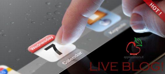 evento iPad3