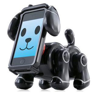 robot iphone