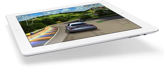Stessi prezzi e stessi tagli di memoria per l'iPad 3