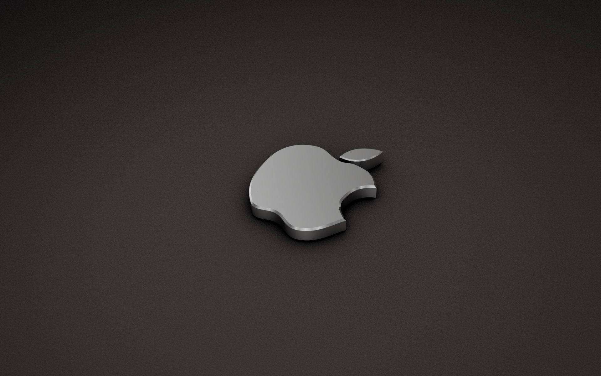 Logo 3D Apple