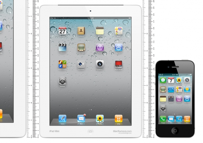 Rumors: iPad Mini con Retina Display a 250 euro?