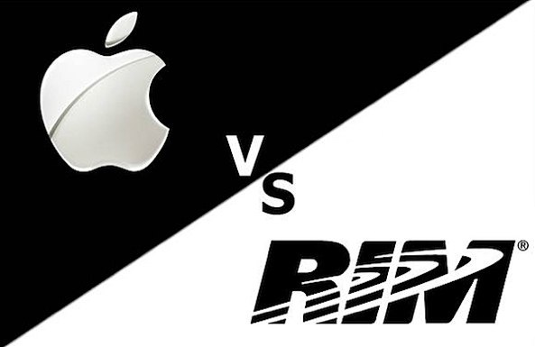 rim vs apple logo