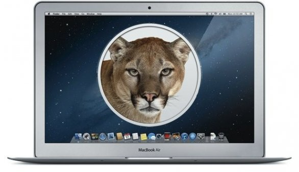 OS X Mountain Lion 10.8