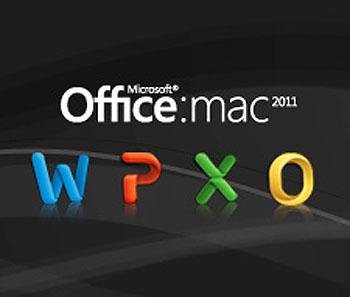 mac 2011 office