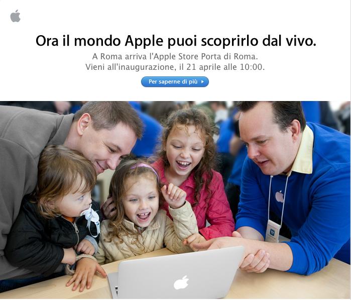 apple roma