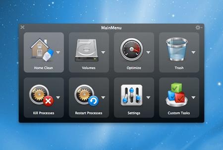Aggiornamento dell'utility di manutenzione MainMenu 3.1 per Mac