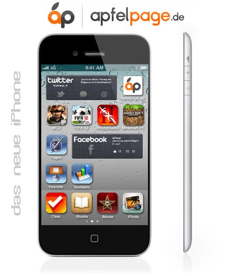mackup iPhone 5
