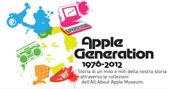 Apple Generation Logo