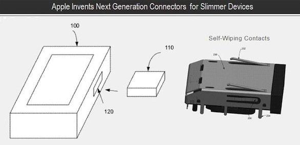 Nuovo brevetto Apple: connettore mini per dispositivi più sottili