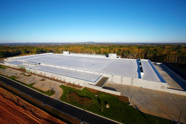 apple data center north carolina