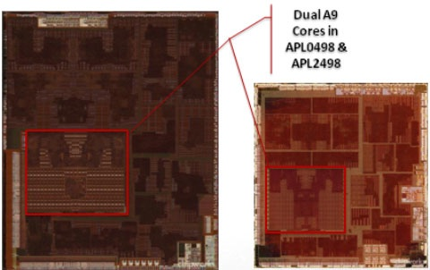 processore a5 itv