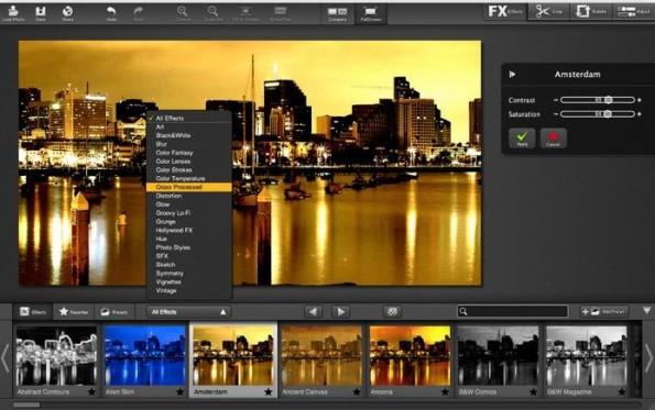 FX Photo Studio Pro: gratis se acquistate la versione per iOS