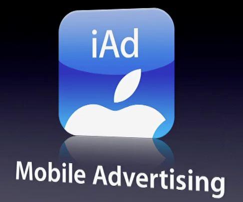 iAd sviluppatori pubblicità
