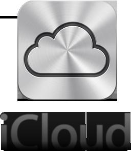 Logo di iCloud