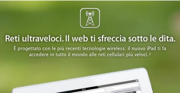 Nuovo iPad: problemi alla connessione 3G
