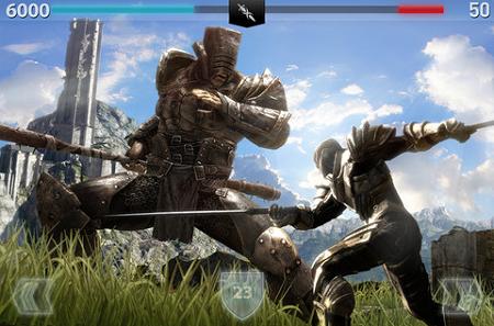 Aggiornamento per Infinity Blade II e riduzione di prezzo