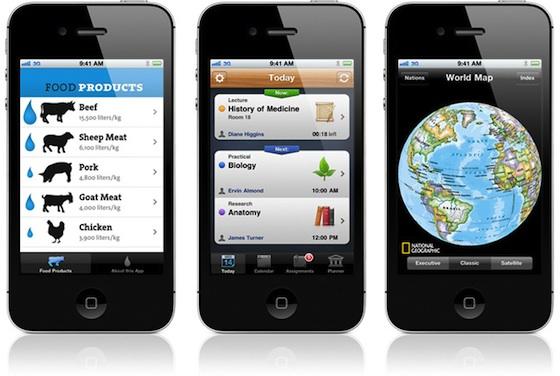 iphone education