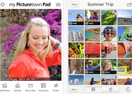 Aggiornata l'applicazione My Picturetown per iPhone e iPad