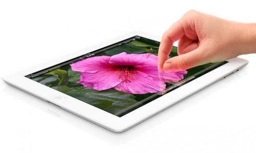 apple nuovo iPad