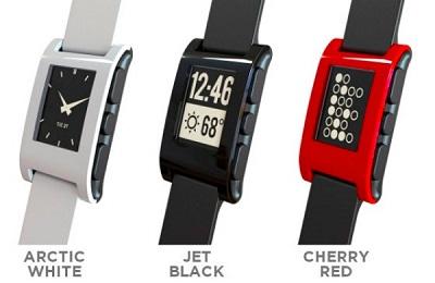 Pebble l'orologio per iPhone che raggiunge un milione e mezzo di dollari