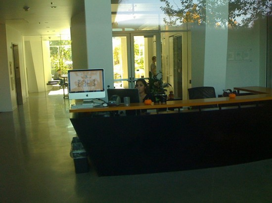 receptionist cupertino