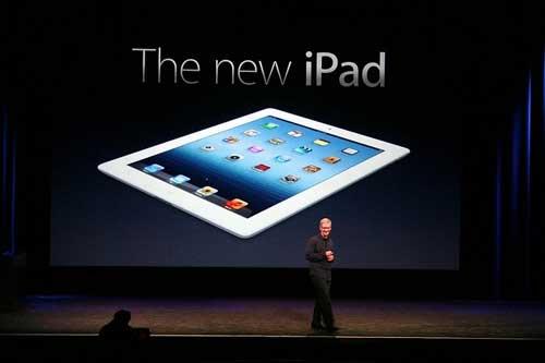 Ecco lo spot italiano del New iPad