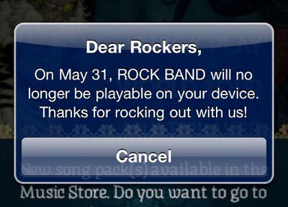 avviso rockband