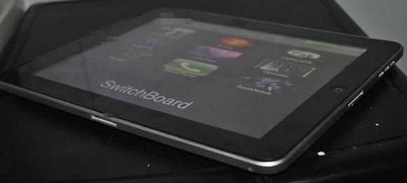 iPad due connettori