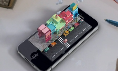 Apple iPhone 3d