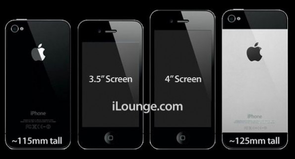 display iphone 5