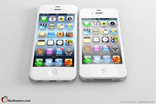 immagine dell'iphone 5 da 4 pollici