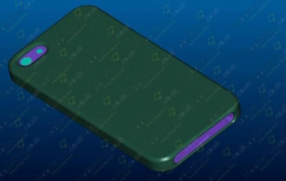 cover iphone 5 retro