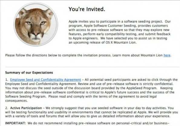 email os x apple