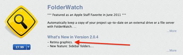 app retina display mac