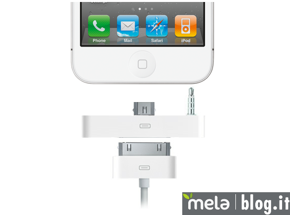 connettore adattatore dock iphone 5
