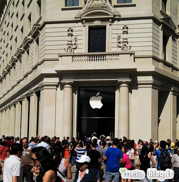 apple store barcellona