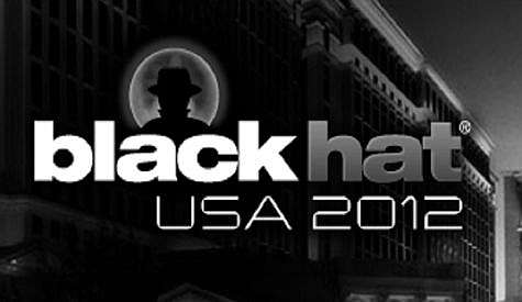 black hat usa conference 2012