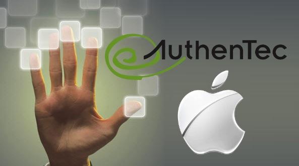 authentec apple