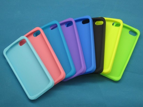 custodia gomma iphone 5