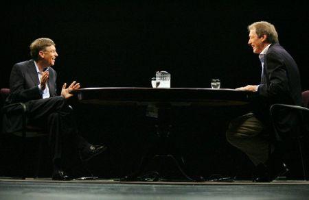 Charlie Rose intervista Bill Gates su Surface