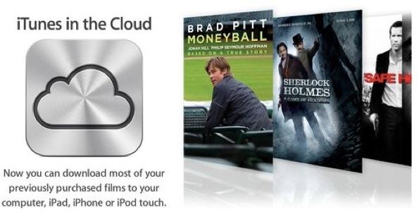 iTunes in the Cloud arriva e abilita i film in altri 35 nuovi paesi