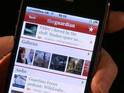 iphone 5 the guardian online