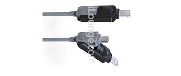 adattatore iphone 5